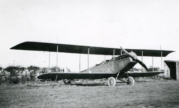 Curtiss JN-4A